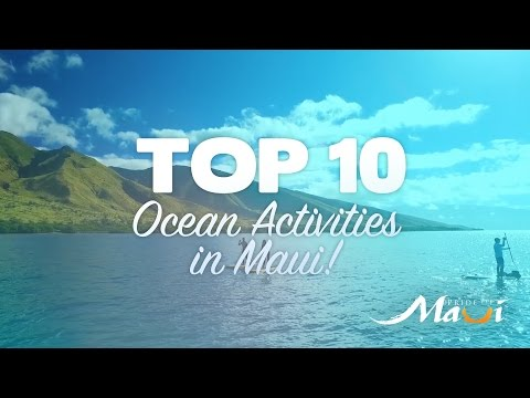TOP 10 Ocean Activities on Maui - Pride of Maui