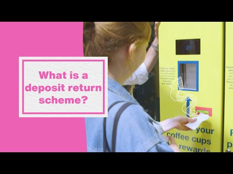 Scotland to implement a plastic deposit return scheme