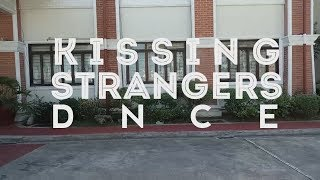 KISSING STRANGERS by DNCE ft NICKI MINAJ | Pop | Zumba | Kramer Pastrana