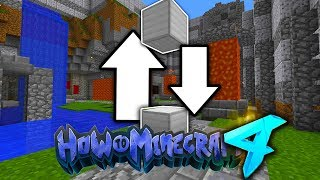 ACTUAL ELEVATORS IN MINECRAFT?! (H4M #40)