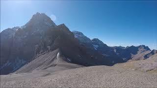 Grand Paradis-Pas d'Encel-Col de Susanfe-Haute Cime-Arête des Lacs-Dent de la Chaux,Valais, Suisse