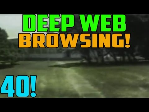 CREEPY FOUND FOOTAGE!?! - Deep Web Browsing 40