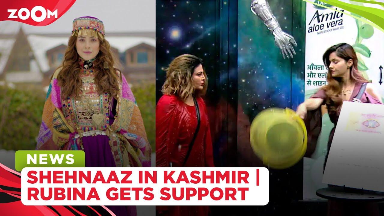 Shehnaaz Gill in traditional Kashmiri clothes | Rubina gets supports of Netizens against Rakhi