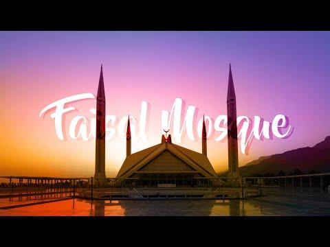 Faisal Mosque, Islamabad - Justujoo