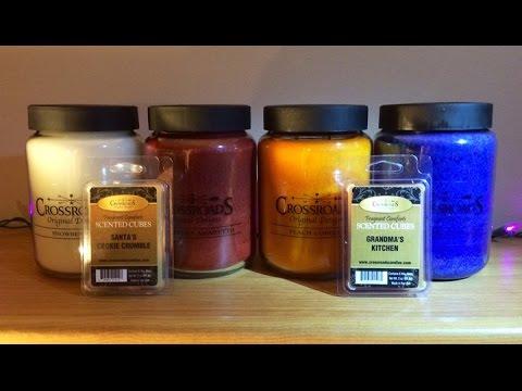 Crossroads Original Designs Candle Haul