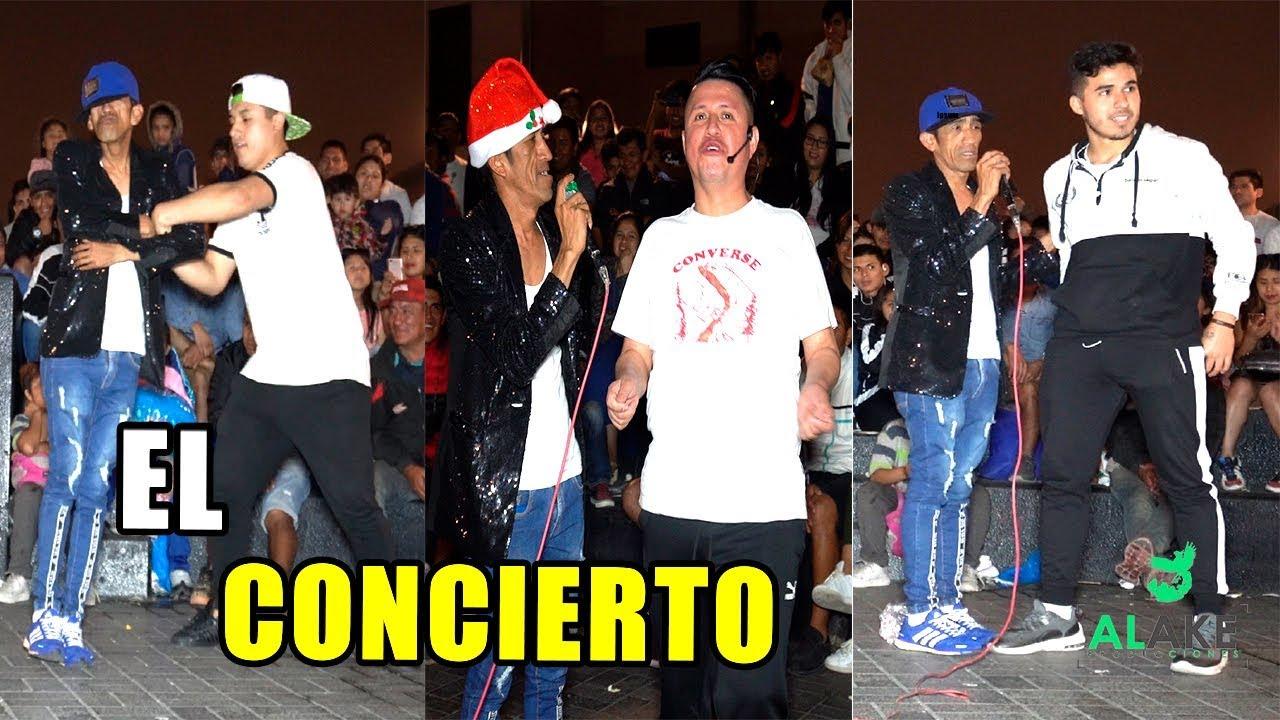 """FLAUTIN, NABITO Y ALVARITO """" EL CONCIERTO """" - Comicos Ambulantes [ Completo ] Chabuca Granda"""