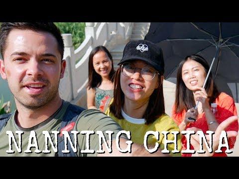 Nanning Guangxi China // Beautiful South Village Tour!