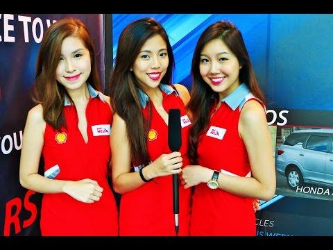 Singapore Motorshow 2016 Video - Clutched Se4Ep1