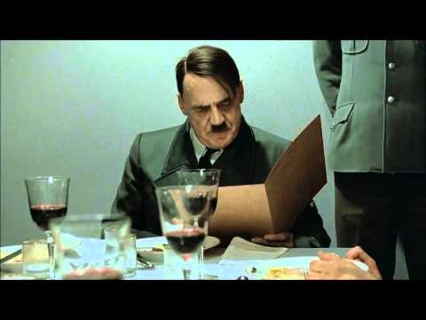 Hitler's happy birthday turns bad