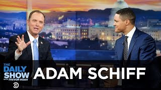 Adam Schiff - Investigating Russia's Role in the 2016 Election | The Daily Show