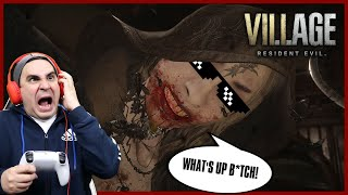 WITH SCARES BABY! (Resident Evil: Village Demo)
