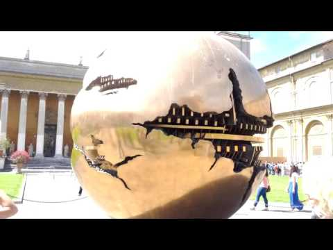 The Globe at the Vatican City