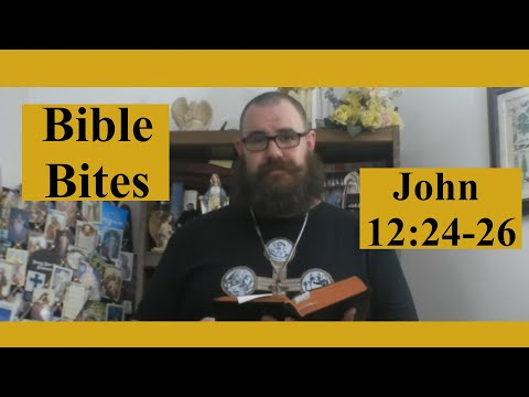 Bible Bites for August 10th, 2019