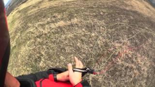 Un fel de zbor cu parapanta