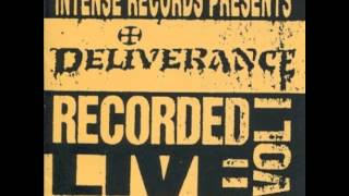 """In Studio 3 / Stay Of Execution"" - Album ""Intense Live Series: Vol. I"" - Artist ""Deliverance"""