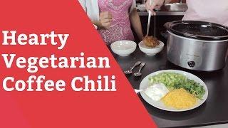 Brewin' With Brandi: Hearty Vegetarian Coffee Chili
