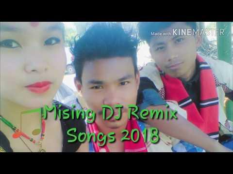 New Mising DJ Remix Songs(Popira Popira)Aanupe Mising Gan DJ Remix Bonaikadung Aajon