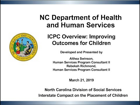 ICPC Overview: Improving Outcomes For Children
