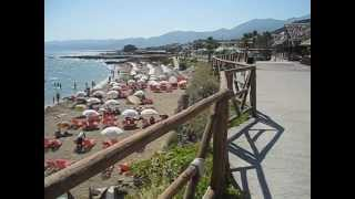 Beaches nearest to King Minos Hotel Crete Greece