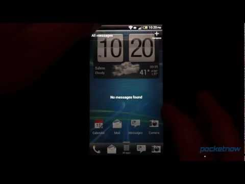 HTC Sense 3.6 Review on the AT&T HTC Vivid