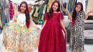أختي تختار فستان العيد الأضحى 2021 !! Eid al adha