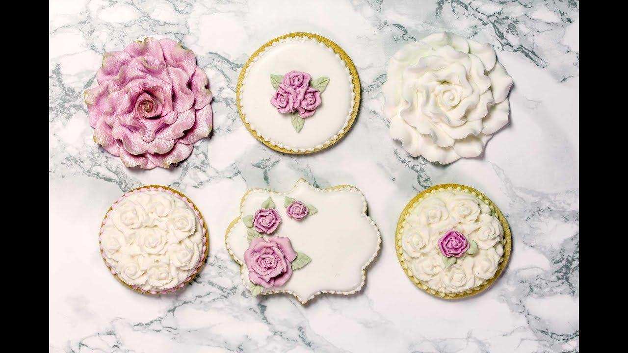 Karen Davies Cupcake Rosa Cake Mold