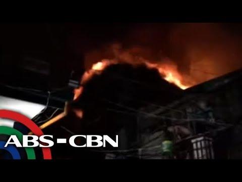 Sunog sumiklab sa Caloocan | ABS-CBN News