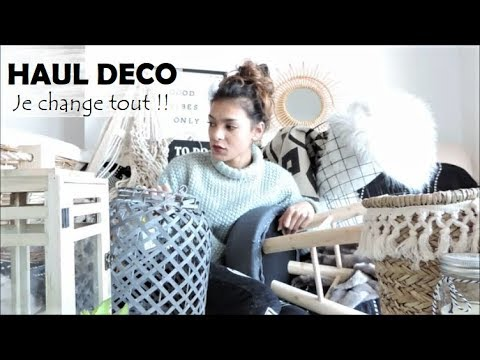 big haul deco casa maisons du monde lesara jysk code promo youtube. Black Bedroom Furniture Sets. Home Design Ideas