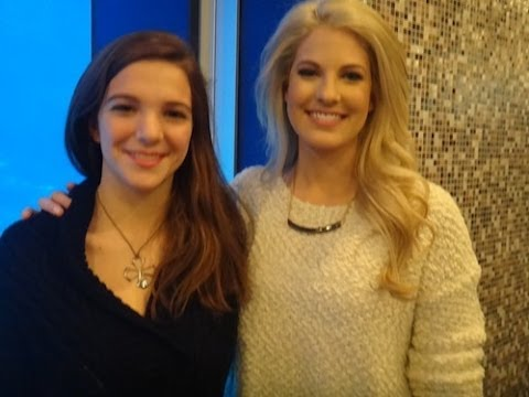 Q&A with Cashmere of The Hunger Games, Stephanie Leigh Schlund