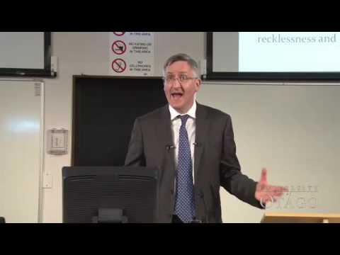 Faculty of Law: Professor Graham Virgo - Conscience in Equity: a new Utopia