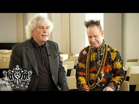 Peter Sellars & Simon Rattle - Interview