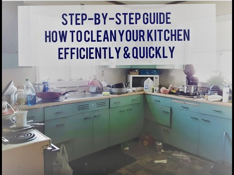 How to Clean Quickly & Efficiently With Tips & Tricks