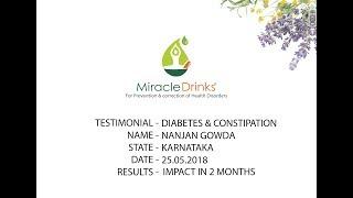 Diabetes & Constipation