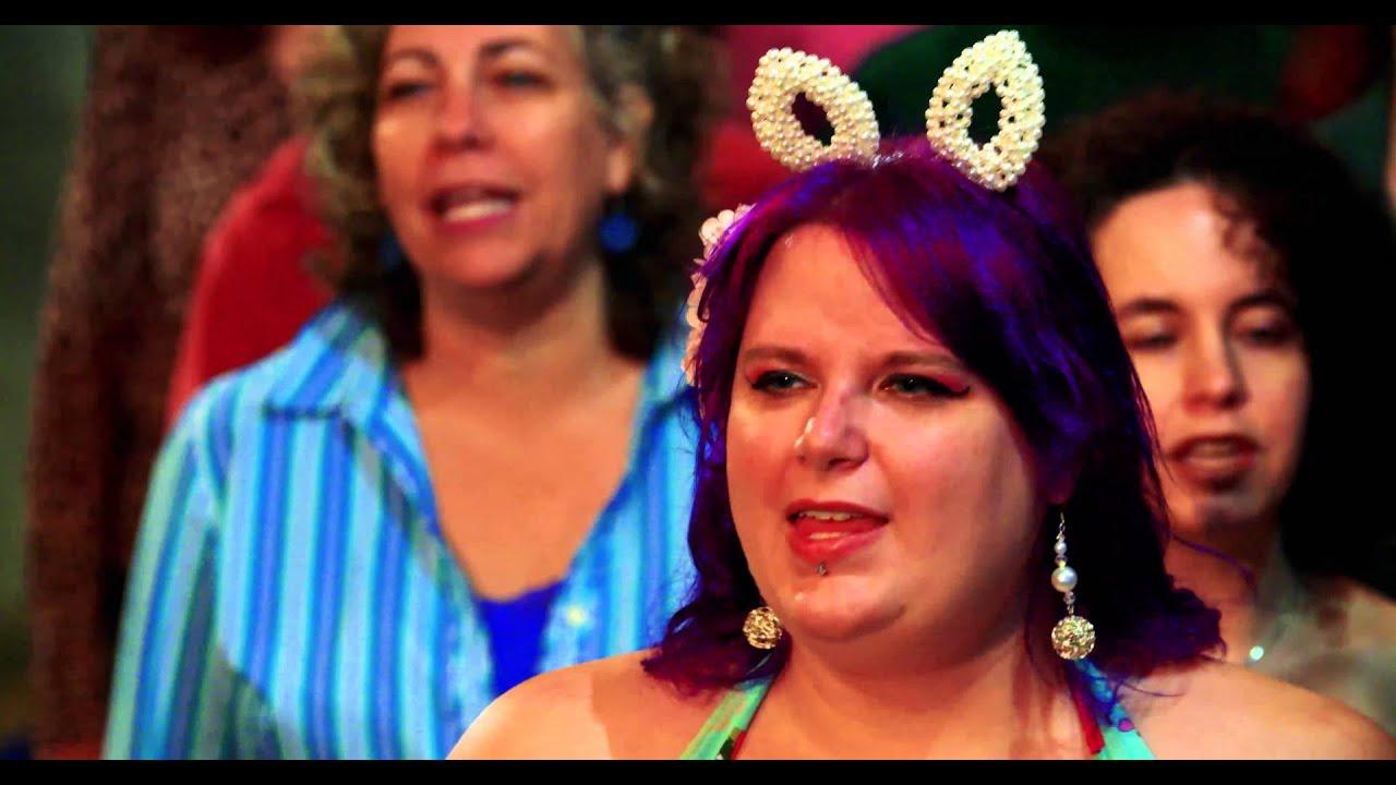 "Flash Chorus sings ""The Suburbs"" by Arcade Fire - YouTube"