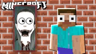 EYES THE HORROR GAME in Minecraft!