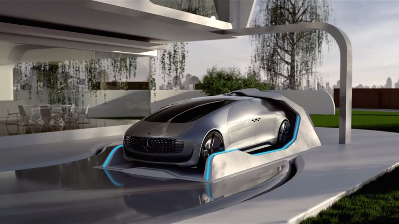 Innovation mercedes benz f 015 luxury in motion future for Mercedes benz f