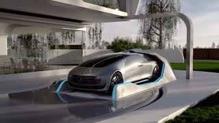innovation mercedes benz   f 015 luxury in motion future city
