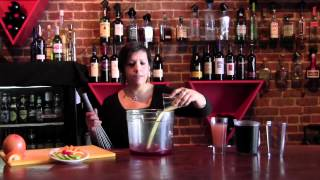 Teach Sessions From Table Mesa Bistro: Sangria
