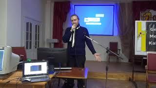 вычислительный Linux-кластер из старых компьютеров, Дмитрий Константинов на GMK#3
