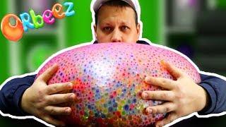 Wubble Bubble mit 50.000 Aqualinos - Der größte Antistressball der Welt!