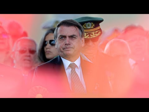 Bolsonaro 'doesn't accept the global warming hoax'