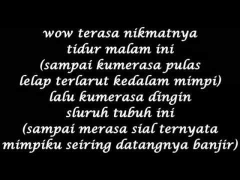 KOBE  - Mimpi Basah  Lyrics