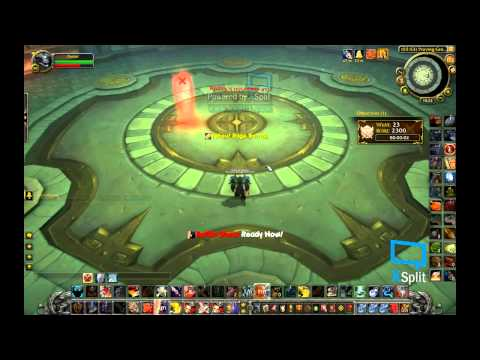 World of Warcraft Proving yourself damage as warrior wave 44