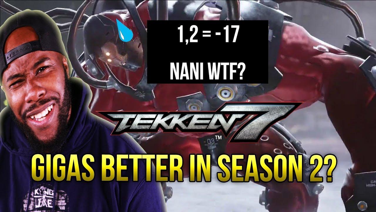 Tekken 7 Season 2 changes roundup, including Noctis by Team Spooky