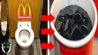 7 Impactantes Cosas Que No Sabías De McDonald's! (con DeToxoMoroxo)