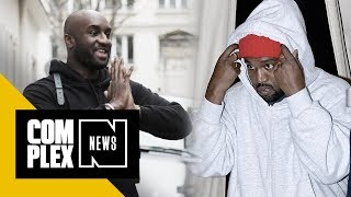 Kanye Shares His Thoughts on Virgil Abloh's Louis Vuitton Gig