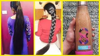 GET SILKY, SHINY, SOFT, SMOOTH & GLOSSY HAIR NATURALLY | HOMEMADE SHAMPOO FOR DRY & DAMAGED HAIR