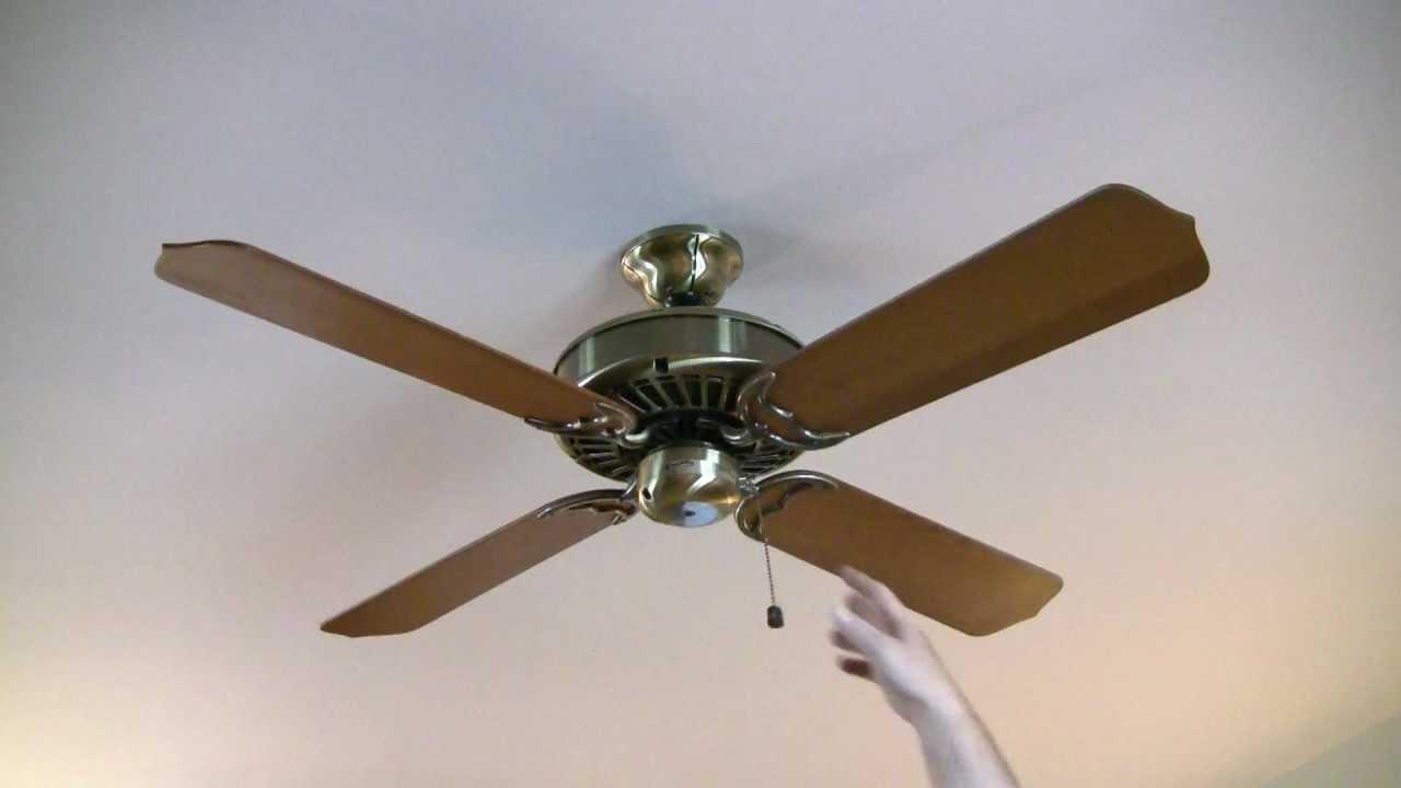 Casablanca Delta 2 Ceiling Fan - YouTube