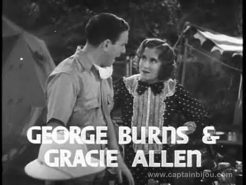 Image result for we're not dressing 1934 george burns and gracie allen