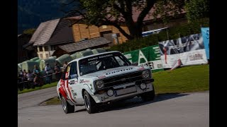 Austrian Rallye Legends 2018 - SP Rundkurs Erb auf Scotty - HistoSportWest